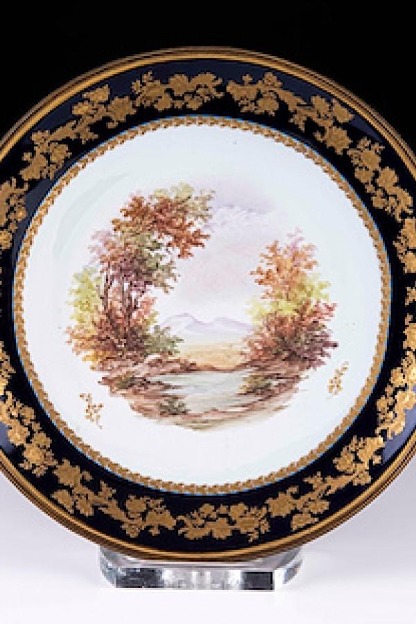 Sevres Jardinyer 19.Yüzyıl
