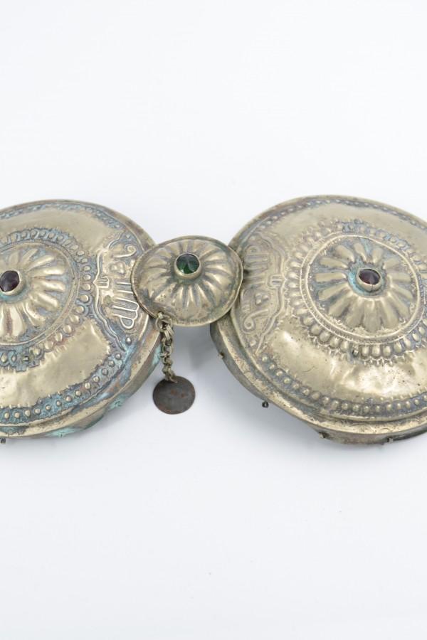 Osmanlı Kemer Tokası
