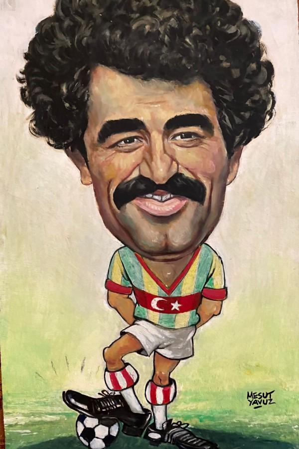 Mesut Yavuz Karikatür