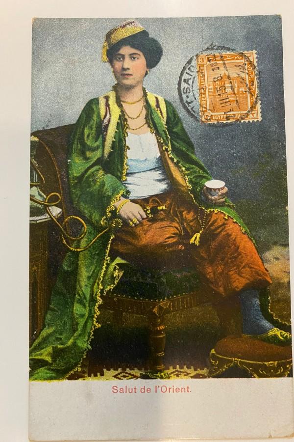 Osmanlı Dönemi Kartpostal