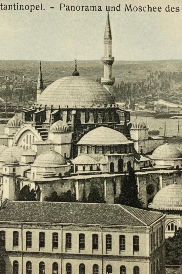Kartpostal Constantinople