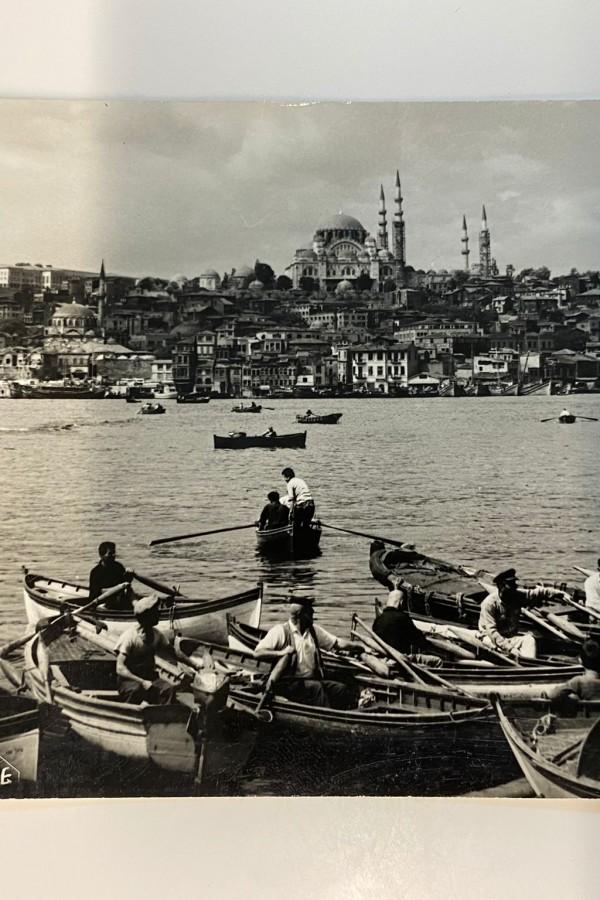 Cumhuriyet Dönemi İstanbul Fotokart